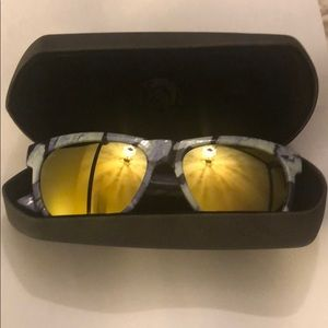 Kids Diesel Sunglasses with hard shell case